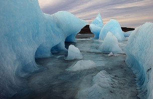 TED  Talk - Earth\'s Stunning Loss of Arctic ICE
