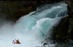 New Zealand Kayaker Braves Dangerous Huka Falls
