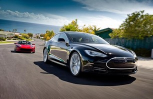 Introducing the Tesla Motors Model S Photo 0003
