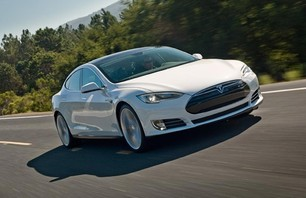Introducing the Tesla Motors Model S Photo 0005