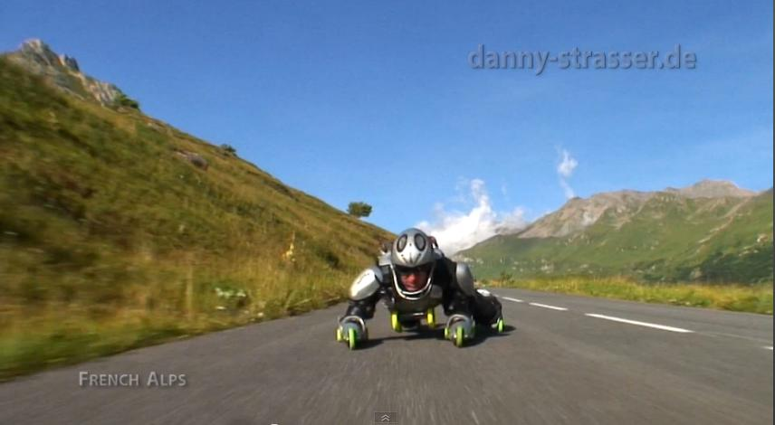 Rollerman Shows us That Rolling Can Be The Next Extreme Sport