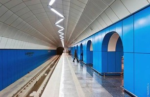 Kazakhstan's 23 Years in The Making Subway Photo 0008