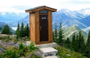 13 Loneliest Outhouses on Earth Photo 0011