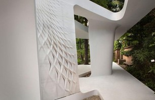 The Secret Garden Of Zaha Hadid & Paola Navone Photo 0001