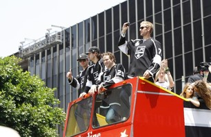 The Los Angeles Kings Parade Photo 0006