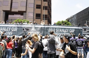 The Los Angeles Kings Parade Photo 0007