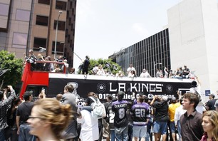 The Los Angeles Kings Parade Photo 0008