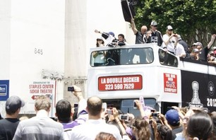The Los Angeles Kings Parade Photo 0010