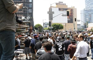 The Los Angeles Kings Parade Photo 0011