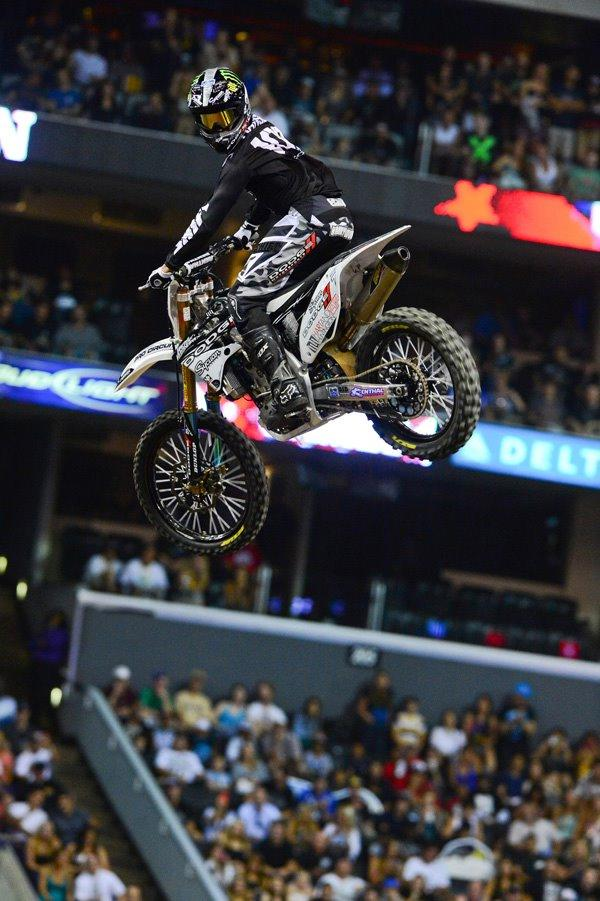 X Games with the Monster Energy Team