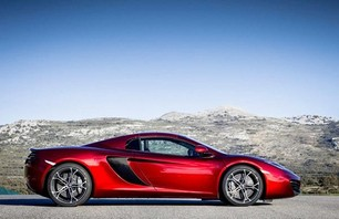 McLaren 12C Spider Convertible Photo 0003