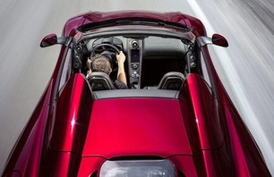 McLaren 12C Spider Convertible Photo 0006