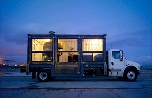 A Mobile Pizza Kitchen Made From a Shipping Container Photo 0006