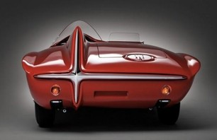 1960 Plymouth XNR Concept Car Photo 0001