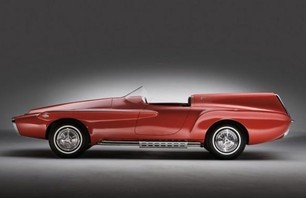 1960 Plymouth XNR Concept Car Photo 0002