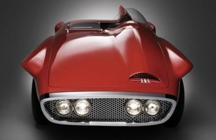 1960 Plymouth XNR Concept Car Photo 0004