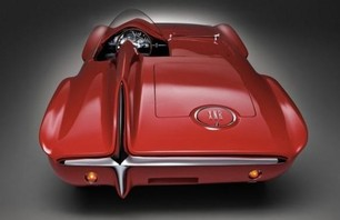 1960 Plymouth XNR Concept Car Photo 0005