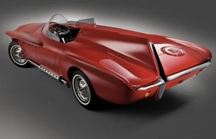 1960 Plymouth XNR Concept Car Photo 0006