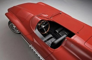 1960 Plymouth XNR Concept Car Photo 0008