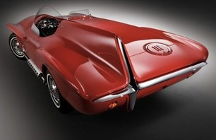 1960 Plymouth XNR Concept Car Photo 0009