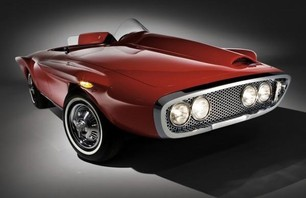 1960 Plymouth XNR Concept Car Photo 0010