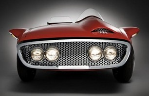 1960 Plymouth XNR Concept Car Photo 0011