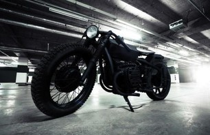 Nero Motorcycle by Bandit9 Photo 0001