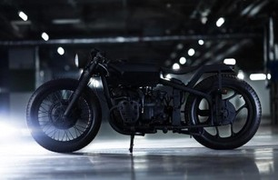 Nero Motorcycle by Bandit9 Photo 0002
