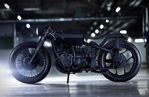 Nero Motorcycle by Bandit9 Photo 0009