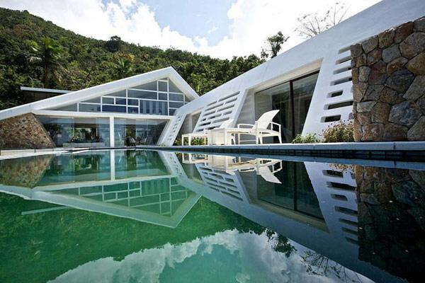 Aqualina Holiday Villa in Koh Samui, Thailand