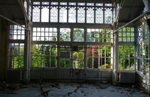 Stroll Through the Abandoned Hafodunos Hall Photo 0010