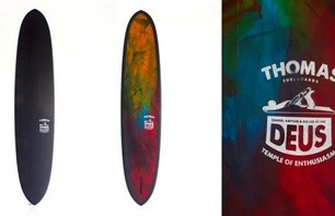 Thomas Surfboards x Deus Photo 0001