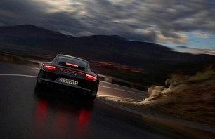 2013 Porsche Carrera 4 Photo 0001