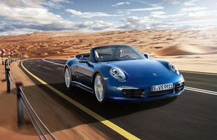 2013 Porsche Carrera 4 Photo 0002