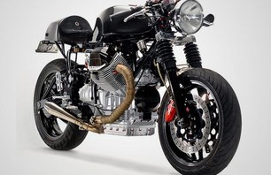 The Moto Guzzi V1100 Custom Photo 0003