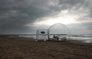 Crystal Bubble Portable Home