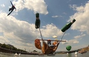 Video of the Day: Red Bull Flugtag
