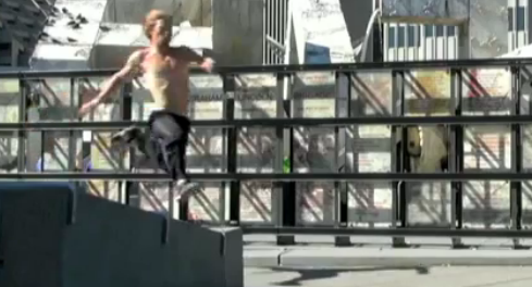 Video of the Day:Stunt Reel 2012
