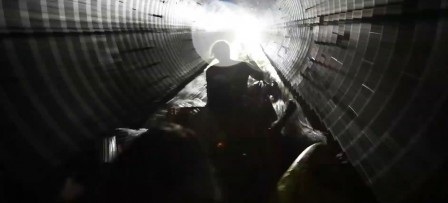 Video of the Day: Shooting The Tube