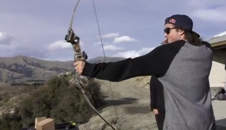 Video of the Day:Helicopters, Archery, Guns, and Bungee Jumping - Red Bull Snow Performance Camp NZ