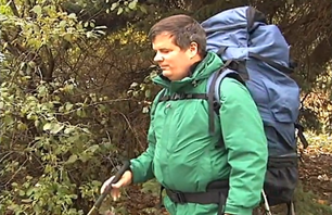 Blind Hiker Hits the Appalachian Trail