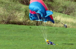 Inconvenient Truth: Parachute Landing Falls (+Video)