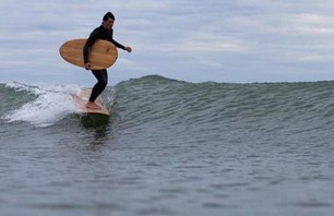 Planet Earth Perspectives: Grain Surfboards