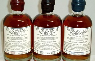 Park Avenue Whiskey by NY\'s Tuthilltown Spirits