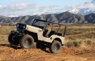 ICON 4x4 Introduces the CJ3B