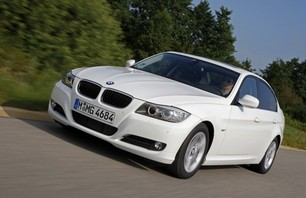 BMW 320d: Over 1,000 Miles On One Tank