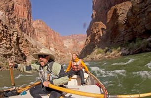 Rafting and Meteors in the Grand Canyon