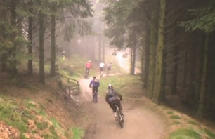Biking North Wales\' Coed Llandegla (+VID)