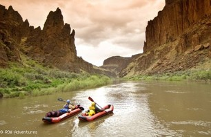 Week Trip: Paddle Idaho's Owyhee River