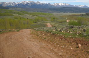 Mountain Biking the Great Divide